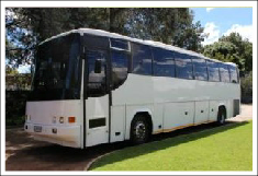 A large bus used for bigger tours